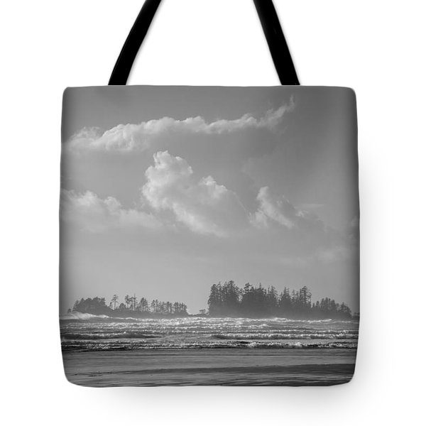 Long Beach Landscape  Tote Bag