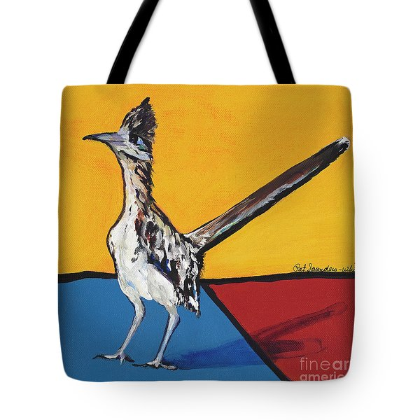 Long Distance Runner Tote Bag