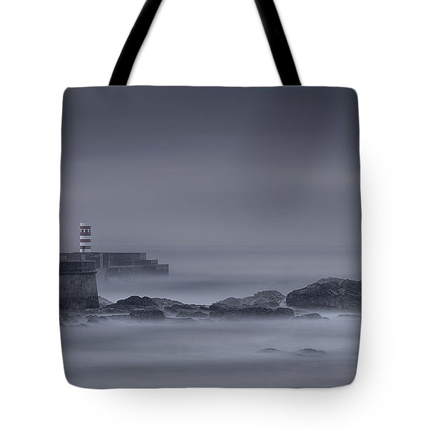 Long Exposure Foz Porto Tote Bag
