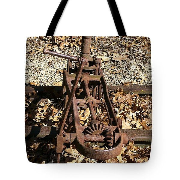 Tote Bag featuring the photograph Long Forgotten by Sara  Raber