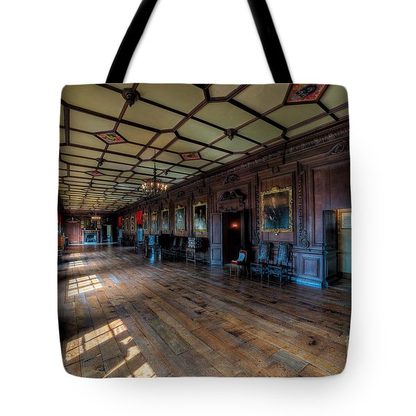 Long Gallery Tote Bag by Adrian Evans