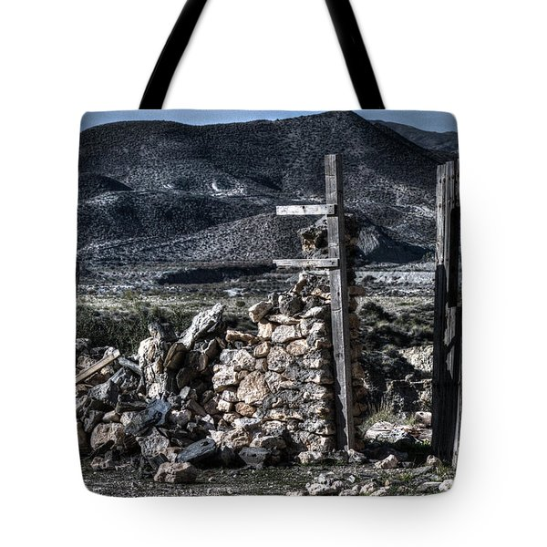 Long Gone Past Tote Bag by Heiko Koehrer-Wagner