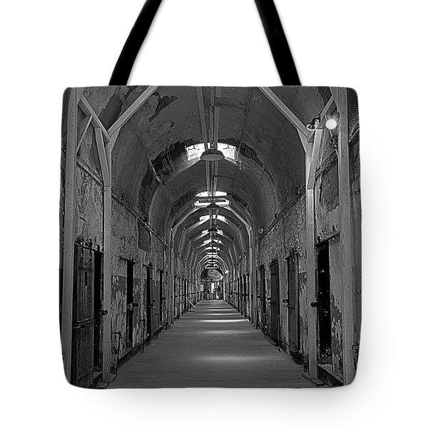 Long Hallway Tote Bag