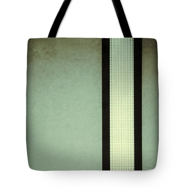 Long Narrow Window Tote Bag by Darla Wood