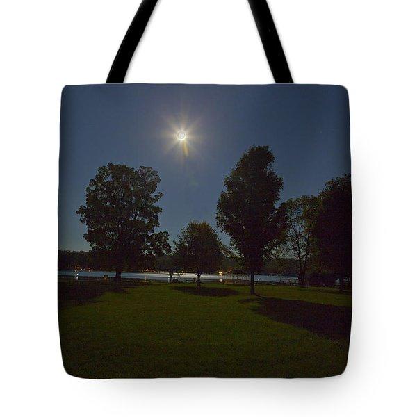 Night Shadows  Tote Bag by Richard Engelbrecht