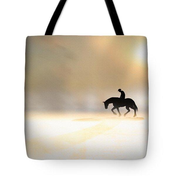 Long Ride Home Tote Bag by Bob Orsillo