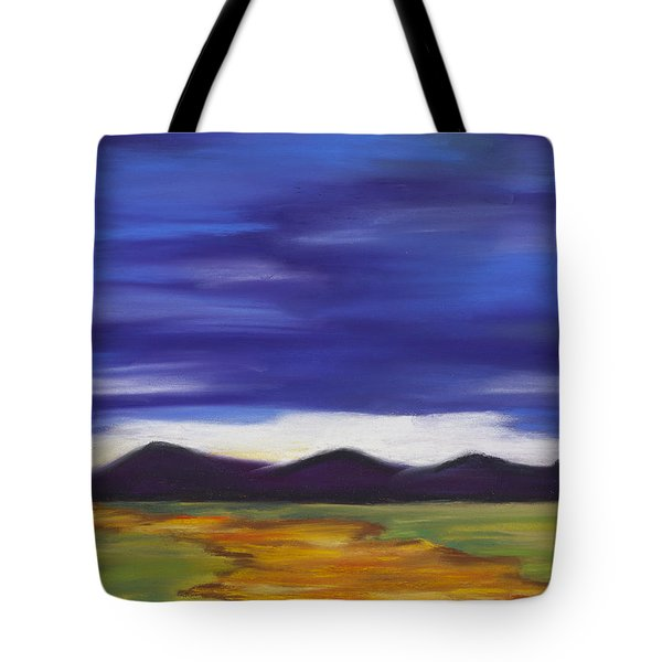 Long Road Home Tote Bag by Dana Strotheide