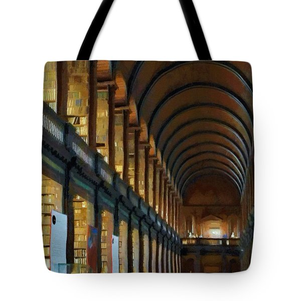 Long Room Tote Bag