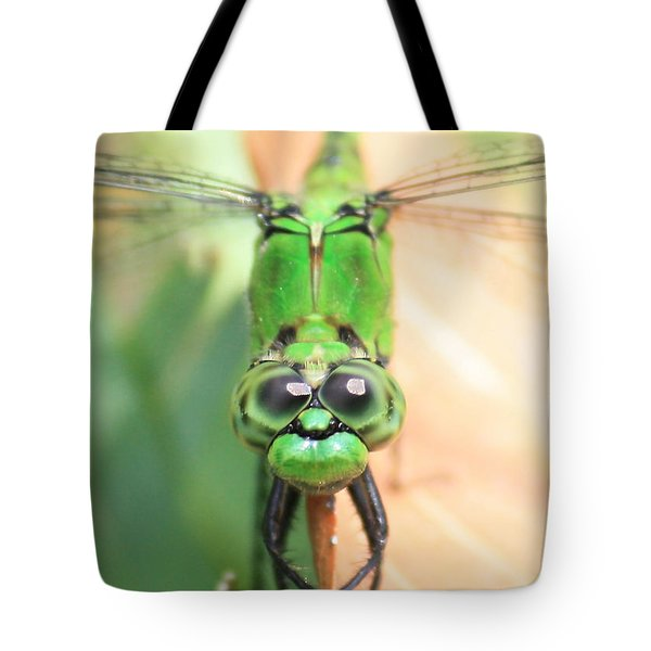 Long Time No See Tote Bag by Carol Groenen