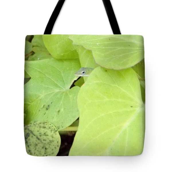 Tote Bag featuring the photograph Long Time No See by John Glass