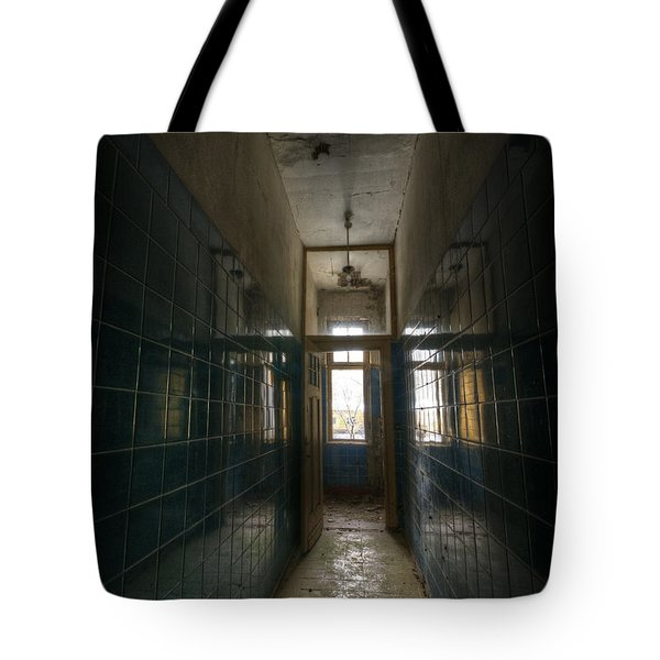 Long Time To Reflect Tote Bag by Nathan Wright