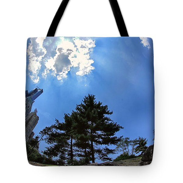 Long Way Up Tote Bag