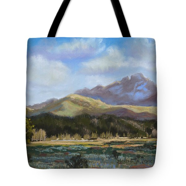 Long's Light Tote Bag by Heather Coen