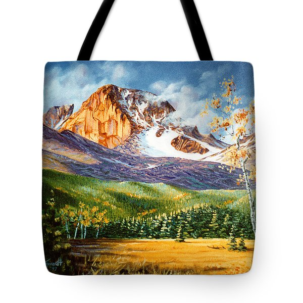 Longs Shadows Tote Bag