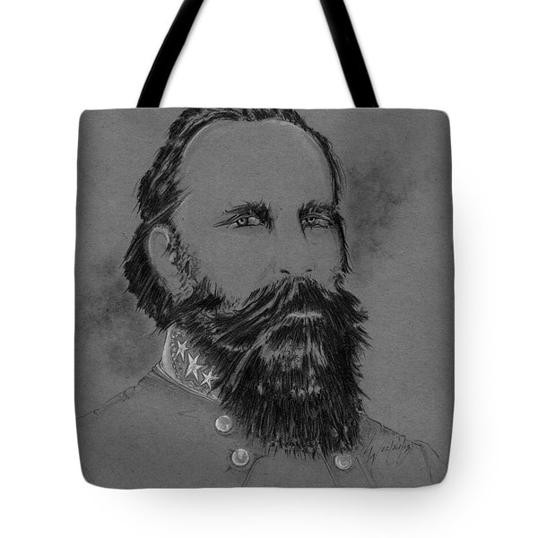 Longstreet's Reluctance Tote Bag