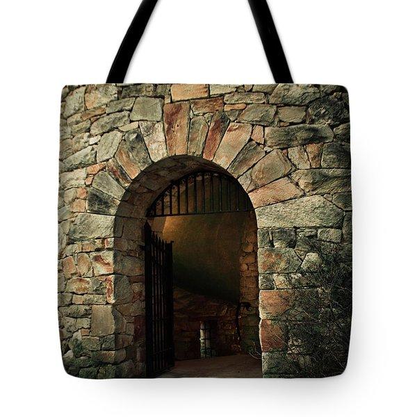 Longwood Bell Tower Tote Bag
