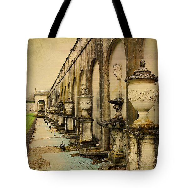 Longwood Gardens Fountains Tote Bag