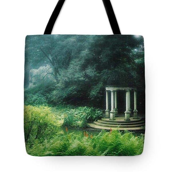 Longwood Gazebo Tote Bag