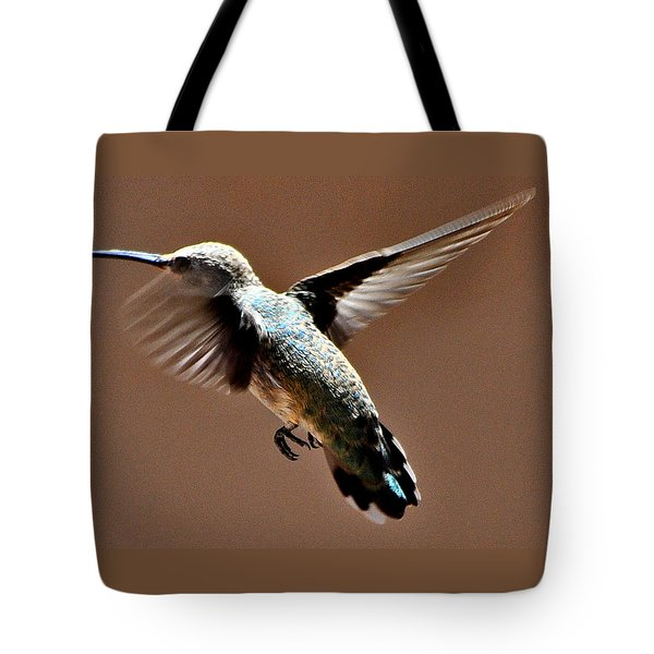 Tote Bag featuring the photograph Look At My Crazy Crows Feet by Jay Milo