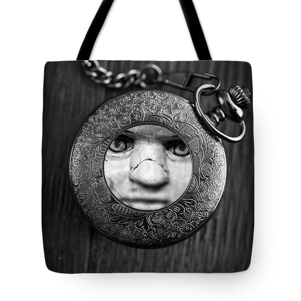 Look Behind You Tote Bag by Edward Fielding