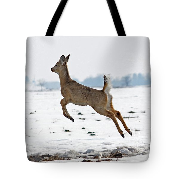 Look I Am Flying Tote Bag by Lori Tordsen