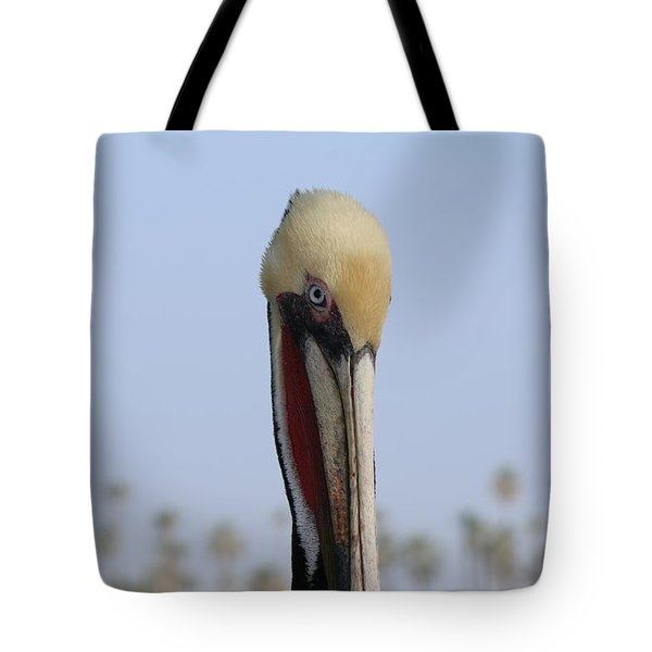 Look Into My Eye  Tote Bag