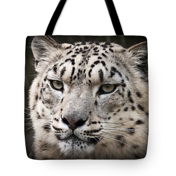 Look Into My Leopard Eyes Tote Bag