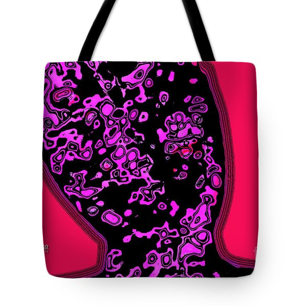 Look Mix Tote Bag