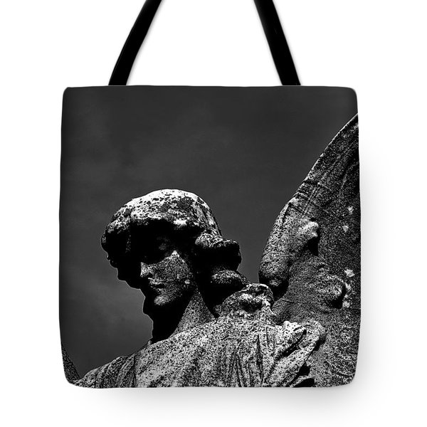 Look To Above Tote Bag
