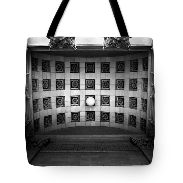 Look Up Tote Bag by Shane Holsclaw
