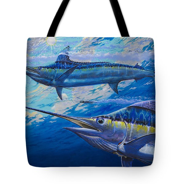 Lookers Off0019 Tote Bag by Carey Chen