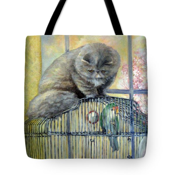 Lookin For Grub In All The Wrong Places Tote Bag