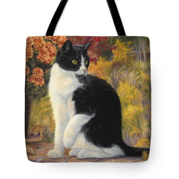 Looking Afar Tote Bag
