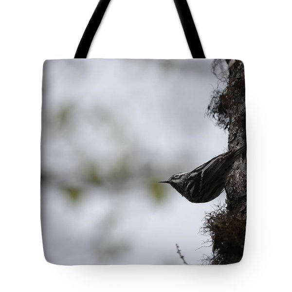 Looking Ahead Tote Bag
