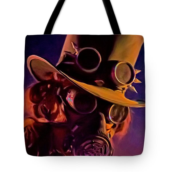 Looking At You Tote Bag by Michael Pickett