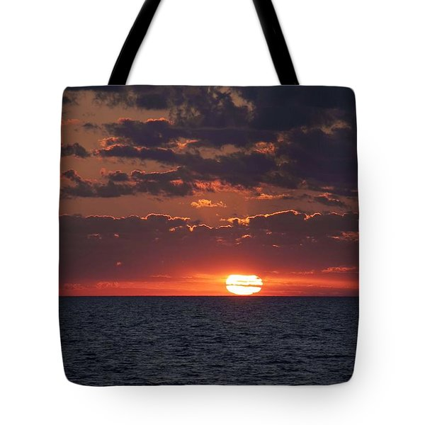 Looking Back In Time Tote Bag by Daniel Sheldon