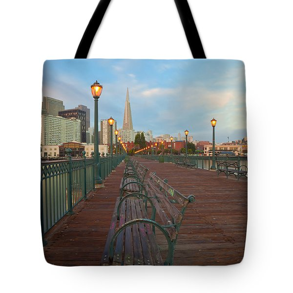 Tote Bag featuring the photograph Looking Back by Jonathan Nguyen