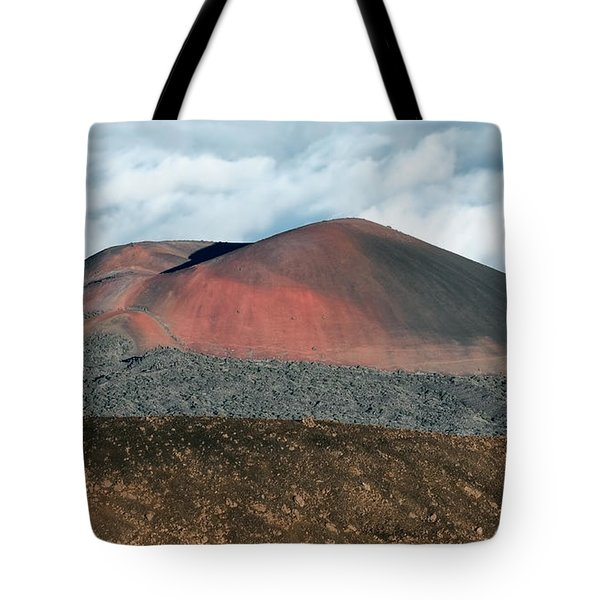Tote Bag featuring the photograph Looking Down by Jim Thompson