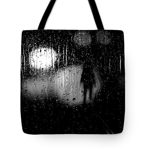 Looking For A Ride Tote Bag by Bob Orsillo