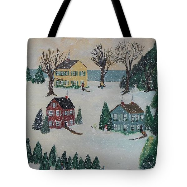 Looking For A Tree Tote Bag