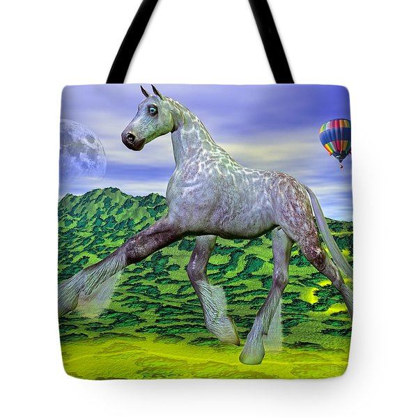 Looking For Dorothy Tote Bag by Betsy Knapp