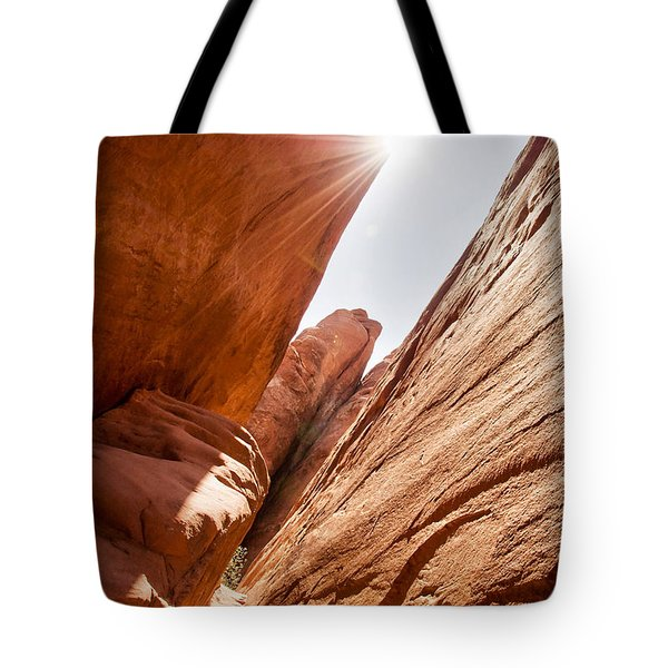 Looking For Sand Dune Arch Tote Bag