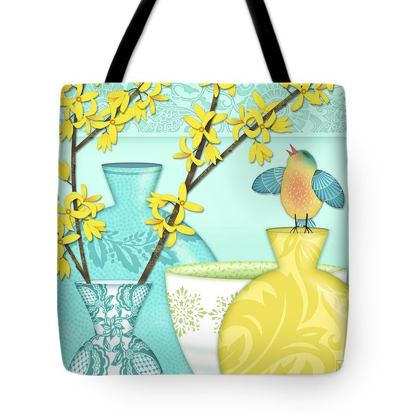 Looking For Spring Tote Bag