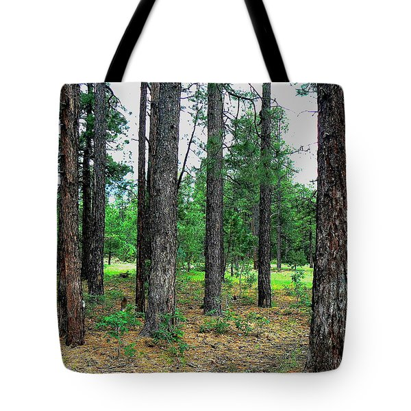 Looking For The Forest Tote Bag