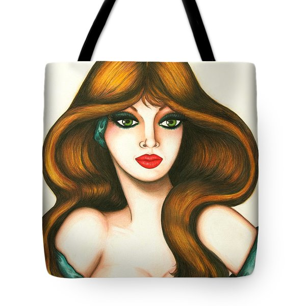 Looking Forward Tote Bag