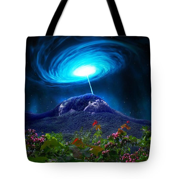 Looking Glass Rock Event 2 Tote Bag