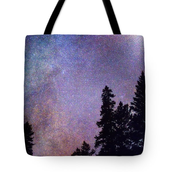 Looking Into The Heavens Tote Bag by James BO  Insogna