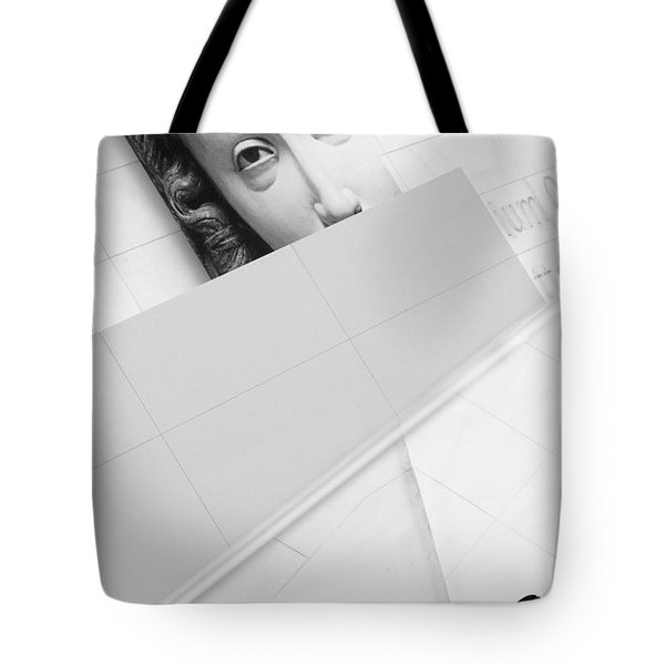 Looking Tote Bag by Richard Piper