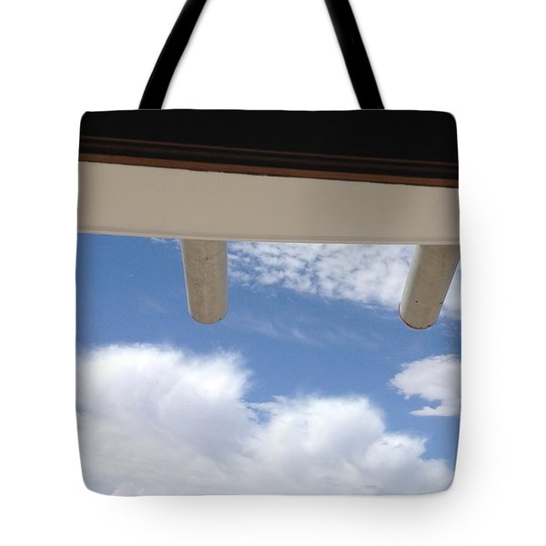 Lookout Tote Bag by Nora Boghossian