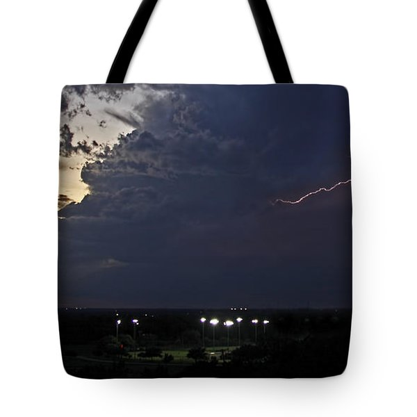Looks Like Time To Call This Off Tote Bag by Gary Holmes